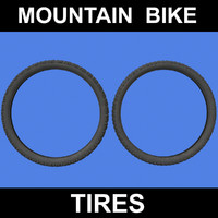 realistic mountain bike tires 3d max
