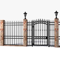Wrought Iron Gate 11