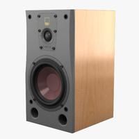 maya dali concept 1 speaker