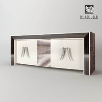 franchesco molon chest 3d max