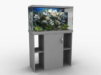 aquarium 3d max