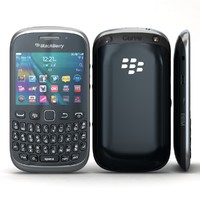BlackBerry Curve 9220 and 9320