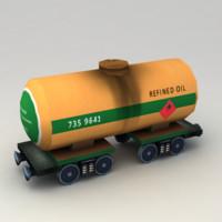 maya cistern wagon