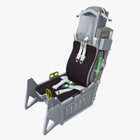 advanced concept ejection seat 3d 3ds