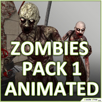 Zombie Package Animated