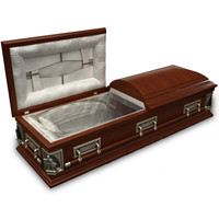 High Def Classic Coffin
