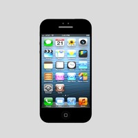 3d model iphone 6 concept