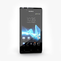 obj version sony xperia j