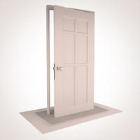 residential door hinge max