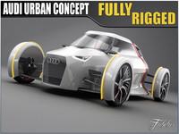 max audi urban concept