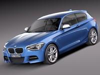 BMW M135i 3door 2013