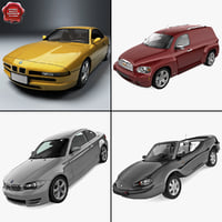 3d model of cars 5