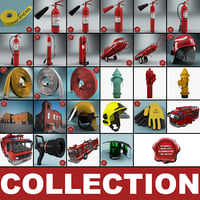 Fire Fighting Collection 2