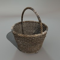 c4d ted basket