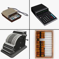 Old Calculators Collection