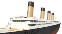 RMS Titanic (Incomplete)