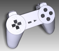 ps1 controller 3ds