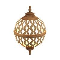 wall lamp oriental 3d max