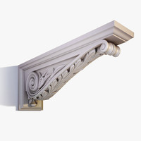 Ornate Corbel Bracket el43
