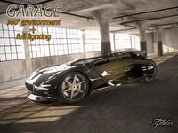 Garage Rendering Environment
