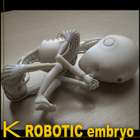 Robotic embryo