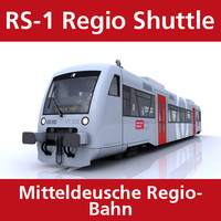 maya rs-1 regio shuttle passenger train