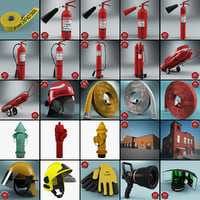 Fire Fighting Collection 3