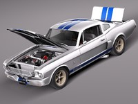 Ford Mustang GT350H 1964 Shelby Cobra