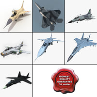 Jet Fighters Collection 9