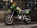 Kawasaki KLR 650 3D models