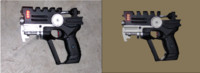korben s gun 3d max