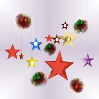 maya stars christmas