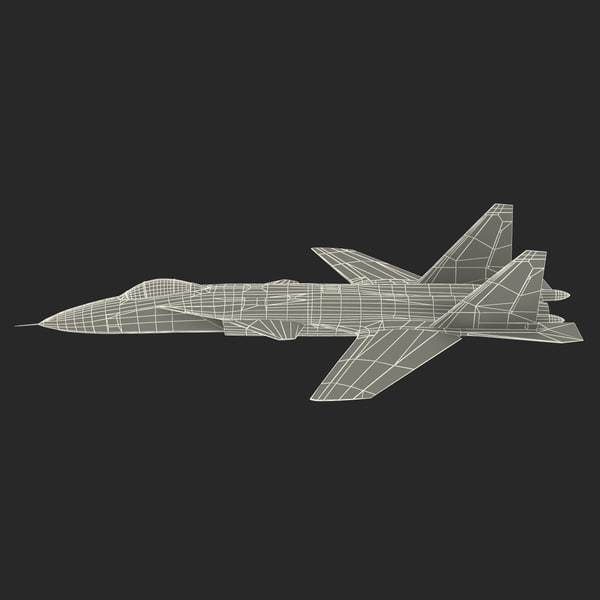 jet fighters 9 j 3d model - Jet Fighters Collection 9... by 3d_molier