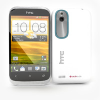 htc desire x white 3ds