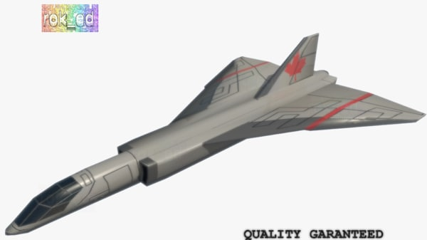 3d airplane prototype - Prototype Airplane 2... by rok_ed