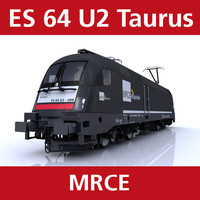 3d model es 64 u2 mrce