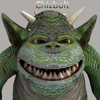 Goblin  Chizbolt for Poser