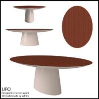 3d ufo design ferruccio model