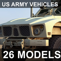 US Army Vehicles