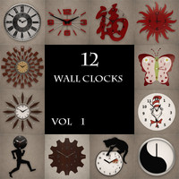 Wall Clock Collection Nr1