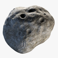 Highly Detailed Asteroid(1)