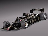 Lotus 79 John Player Special Grand Prix 1978