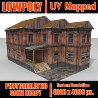 Abondoned house LpRNx2
