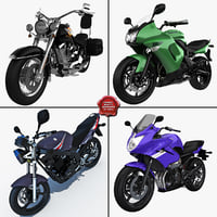 Motorcycles Collection V4
