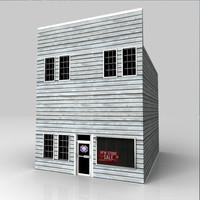 3d vfw building