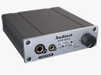 free photoreal headphone amp audinst 3d model