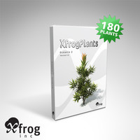 3d model xfrogplants oceania 2 dvds