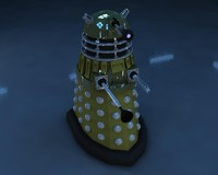 Dalek(High-poly)