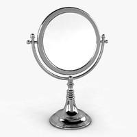 3d model vanity mirror