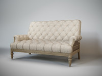 3ds max restoration hardware deconstructed french